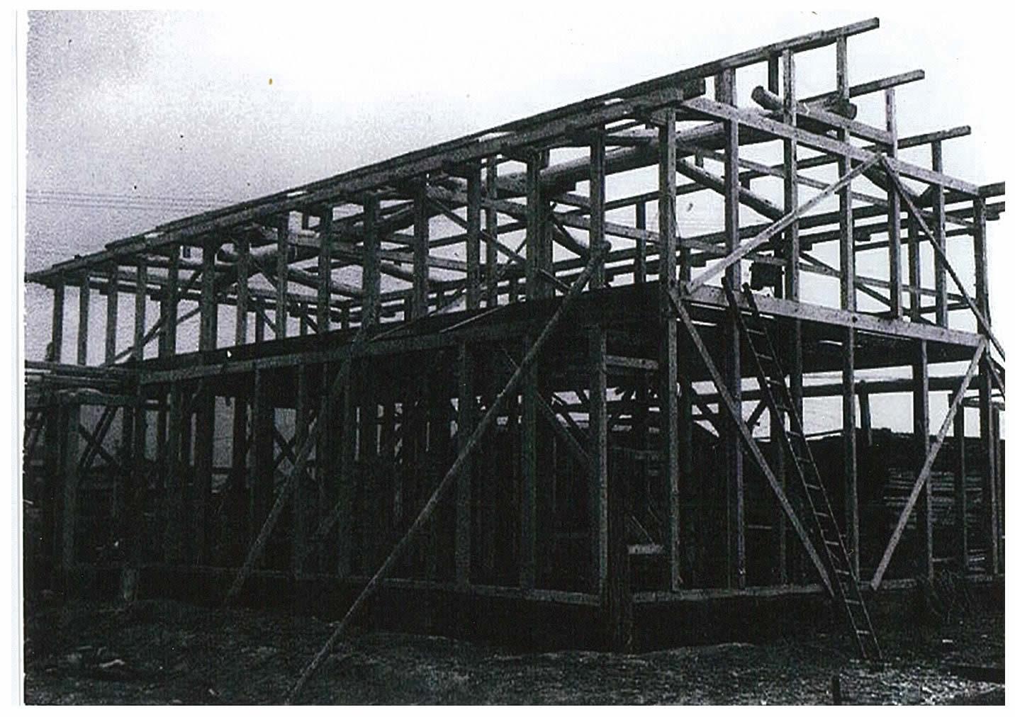 町屋(70年前)